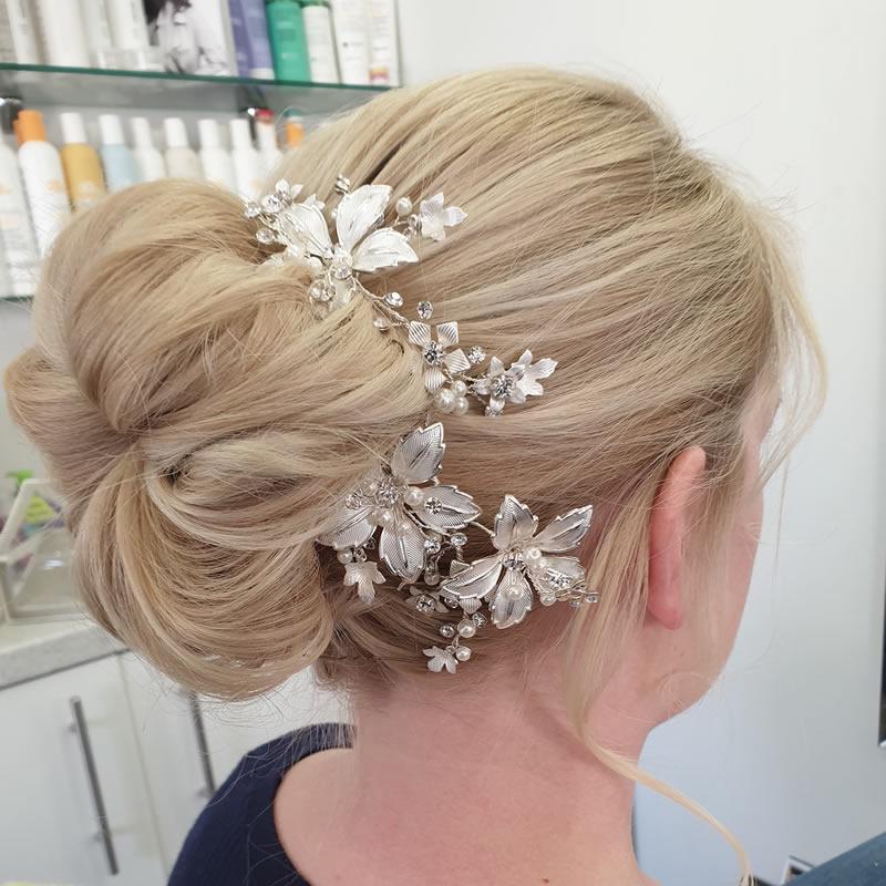 bridal hair broadstone